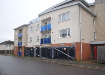 Thumbnail 1 bed flat for sale in Castle Lane, Benfleet, Essex