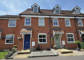 Thumbnail 3 bed terraced house to rent in Rose Hill Way, Mawsley Village, Kettering, Northants
