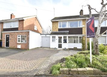 Thumbnail 3 bed semi-detached house for sale in Pine Bank, Bishops Cleeve, Cheltenham, Gloucestershire