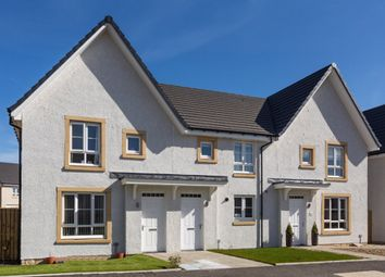"Thumbnail 3 bed terraced house for sale in ""Brodie"" at Ryndale Drive, Dalkeith"