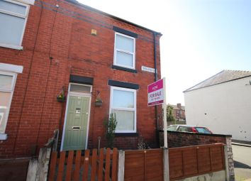 Thumbnail 2 bed end terrace house to rent in Stelfox Street, Eccles, Manchester