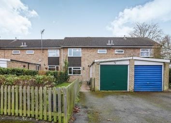 Thumbnail 3 bed terraced house for sale in Swanstand, Letchworth Garden City, Hertfordshire, England