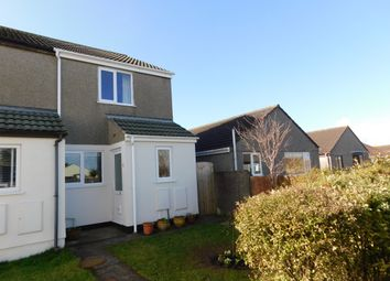 Thumbnail 2 bed end terrace house for sale in Arundel Court, Connor Downs, Hayle, Cornwall