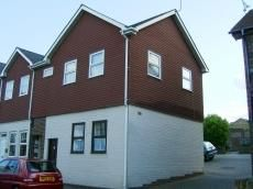 Thumbnail 1 bed flat to rent in Seaview Bay, Pier Road, Seaview