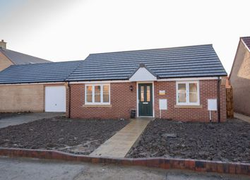 Thumbnail 2 bed semi-detached bungalow for sale in Wardentree Lane, Pinchbeck, Spalding
