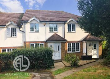 Thumbnail 3 bed terraced house for sale in Chagny Close, Letchworth Garden City