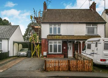 Thumbnail 3 bed semi-detached house for sale in Hythe Road, Willesborough, Ashford