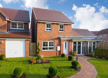 "Thumbnail 3 bed detached house for sale in ""Maidstone"" at Lowfield Road, Anlaby, Hull"