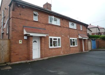 Thumbnail 1 bedroom flat to rent in Church Street, Oakengates, Oakengates