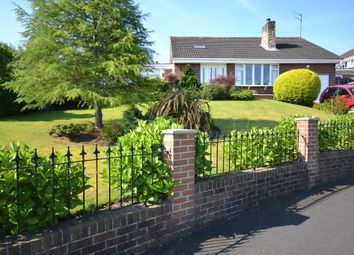 Thumbnail 3 bed detached bungalow for sale in Hayfield Road, Silverdale, Newcastle-Under-Lyme