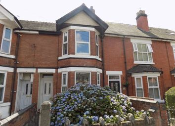 Thumbnail 3 bed terraced house to rent in Tixall Road, Stafford