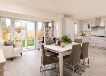 """Thumbnail 4 bedroom detached house for sale in """"Winstone"""" at Old Derby Road, Ashbourne"""