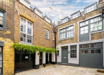 Thumbnail 4 bed terraced house for sale in Bourlet Close, Fitzrovia, London
