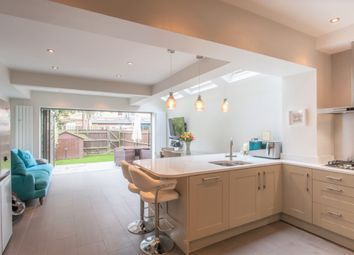 Thumbnail 5 bed terraced house for sale in Gordon Road, St Margarets, Twickenham