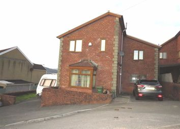 Thumbnail 3 bed detached house for sale in Brynderwen Close, Cilfynydd, Pontypridd