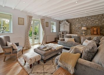 Thumbnail 4 bed barn conversion for sale in London Road, Addington, West Malling