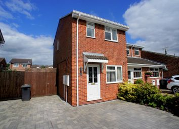 Thumbnail 2 bed semi-detached house to rent in Slindon Croft, Alvaston, Derby