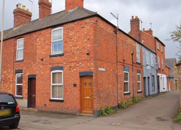 Thumbnail 2 bed terraced house for sale in North Street East, Uppingham, Oakham