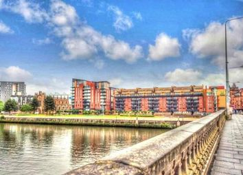 Thumbnail 1 bed flat for sale in Clyde Street, Glasgow, Lanarkshire