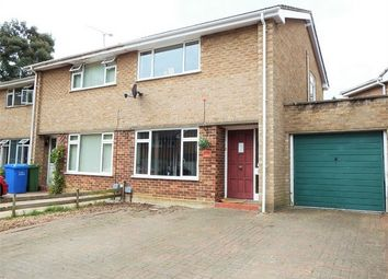 Thumbnail 2 bed end terrace house for sale in Loddon Road, Farnborough, Hampshire