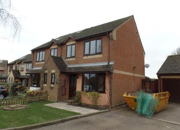 Thumbnail 3 bed semi-detached house to rent in Linnet Green, Uckfield