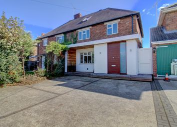 Thumbnail 4 bed semi-detached house for sale in Raymonds Drive, Benfleet