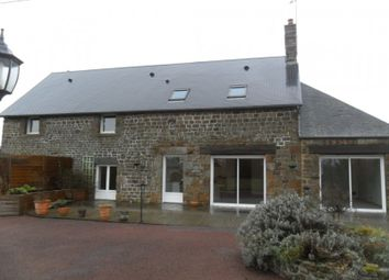 Thumbnail 4 bed property for sale in Saint-Fraimbault, Basse-Normandie, 61350, France