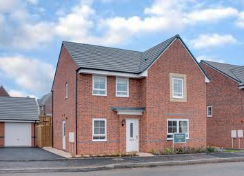 Thumbnail 4 bed detached house for sale in Plot 183, Radleigh, Norton Farm, Birmingham Road, Bromsgrove
