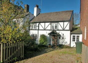 Thumbnail 2 bed cottage for sale in Little Lane, Parkgate, Neston, Cheshire