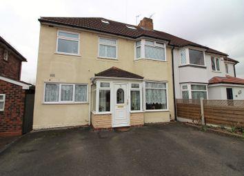Thumbnail 5 bed semi-detached house for sale in Quinton Lane, Birmingham