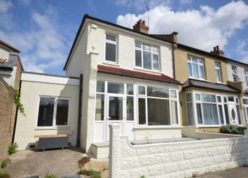 Thumbnail 4 bed end terrace house for sale in Blithdale Road, London