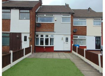 Thumbnail 3 bed terraced house for sale in Turf Close, Oldham
