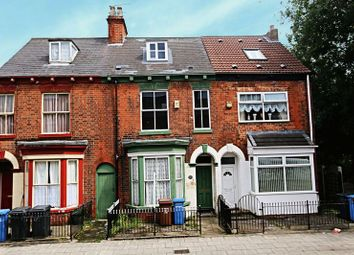 Thumbnail 4 bed terraced house for sale in Coltman Street, Hull