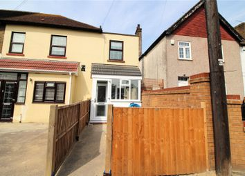 Thumbnail 1 bed end terrace house for sale in Mill Road, Northumberland Heath, Kent
