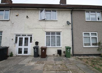 Thumbnail 1 bed terraced house to rent in Valence Wood Road, Dagenham