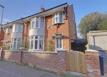 5 bed semi-detached house for sale in Athelstan Road, Tarring, Worthing, West Sussex BN14