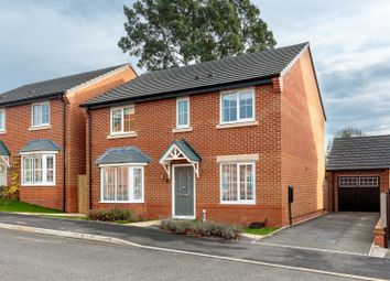 Thumbnail 4 bed detached house for sale in Firecrest Way, Kelsall, Tarporley