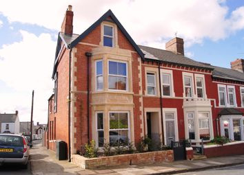 Thumbnail 4 bed end terrace house for sale in Canon Street, Barry