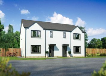 "Thumbnail 3 bed semi-detached house for sale in ""Caplewood"" at Whitehills Gardens, Cove, Aberdeen"