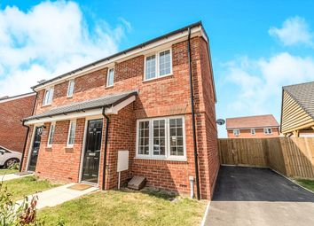 Thumbnail 3 bed terraced house to rent in Hyton Drive, Deal