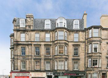 Thumbnail 3 bed flat for sale in Montgomery Street, Hillside, Edinburgh