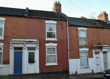 Thumbnail 2 bedroom terraced house for sale in Uppingham Street, Semilong, Northampton