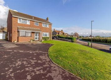 Thumbnail 4 bed detached house for sale in Severn View Road, Gloucestershire