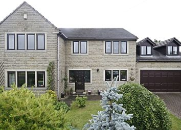 Thumbnail 5 bedroom detached house for sale in Santa Monica Road, Idle, Bradford