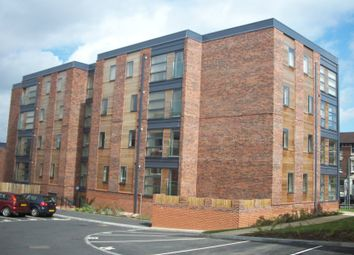 Thumbnail 2 bed flat to rent in Binding Close, Nottingham