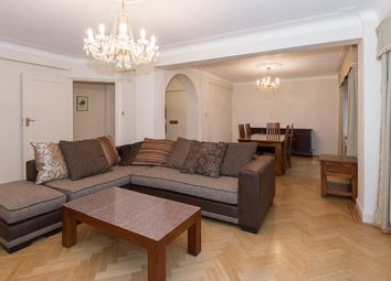 Thumbnail 3 bed flat to rent in Bentinck Close, Prince Albert Road, St Johns Wood, Regents Park