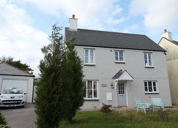 Thumbnail 3 bed detached house for sale in Grenville Meadows, Nanpean, St Austell, Cornwall