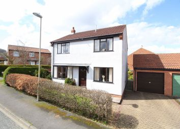 Thumbnail 4 bed detached house for sale in Avocet Shopping Centre, Curlew Drive, Crossgates, Scarborough