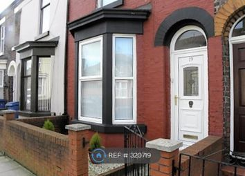 Thumbnail 2 bed terraced house to rent in Sutton Street, Liverpool