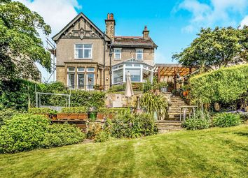 Thumbnail 4 bedroom detached house for sale in Heaton Road, Paddock, Huddersfield